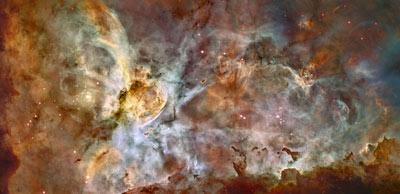 Carina Nebula–Star Birth in the Extreme