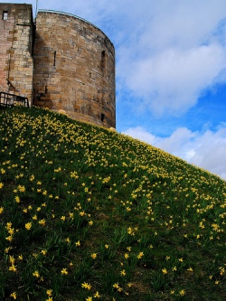 Clifford's Tower by polandeze