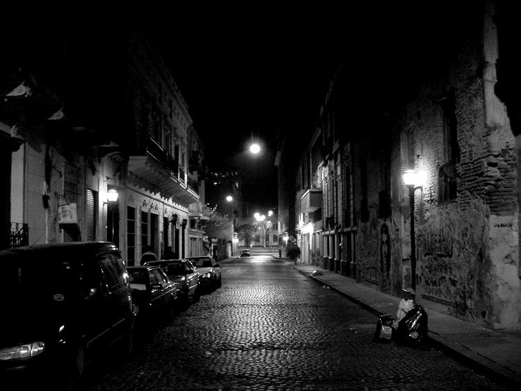 Las calles, las calles