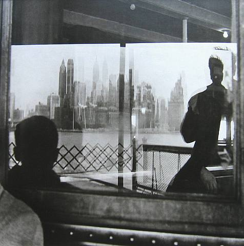 Staten Island Ferry - New York- 1946 Louis Faurer)